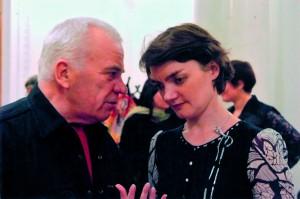 Із Наталею Пономарчук