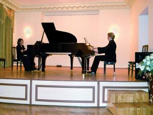 piano-duo