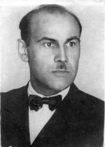 Батько Олексій Сніжинський