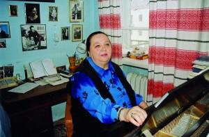Лариса Іванівна Остапенко
