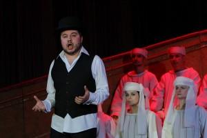 Врятований єврей - Сергій Лановий