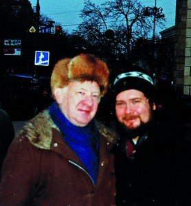 Із Олексієм Гороховим