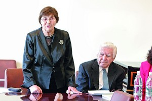Із Мілошем Велімировичем. 2005 р.
