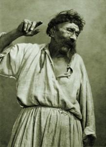 """""""Утоплена"""" (пост. 1950 р.). Каленик - Олександр Гродзинський"""