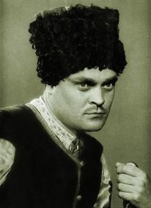 Микола Лисенко. «Тарас Бульба» (пост. 1955 р.). Остап – Микола Кондратюк
