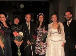 З учасниками концерту