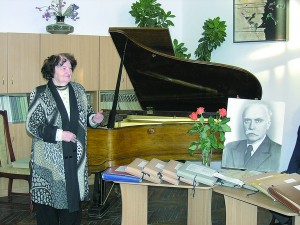 Виступає Богдана Фільц