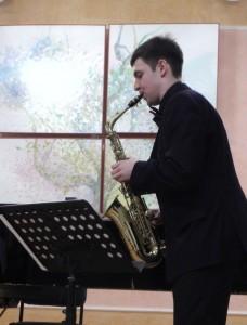 Роман Фотуйма (саксофон)