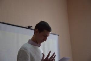 Андрій Дашков, друга премія