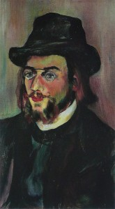 Suzanne_Valadon_Portrait_d'Erik_Satie