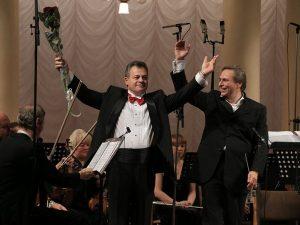 Степан ФІіцич і Володимир Шейко