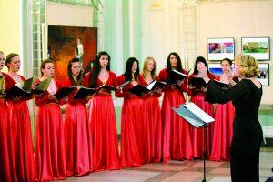 Хор Київського національного університету культури і мистецтв