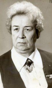 Олена Андрєєва. 1984 р.