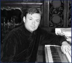 Піаніст Євген Громов