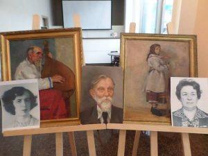 Живописні роботи й фото Олени Андрєєвої