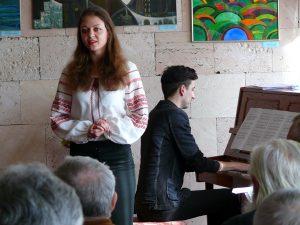Христина Зуєва і Владислав Солодовников