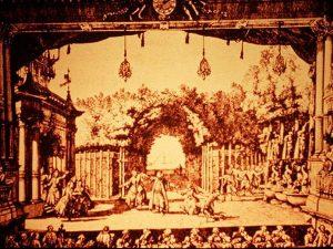 Театр, де відбувалися прем'єри Рамо