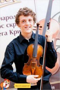 Маркіян Мельниченко - так само переможець Першого конкурсу