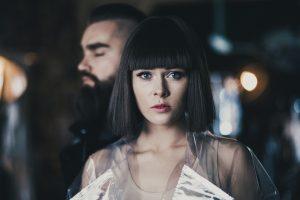Юлія Саніна і Вал Бебко