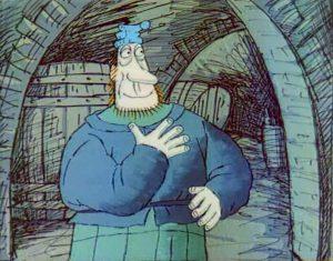"""""""Синя шапочка"""". 1998 р."""